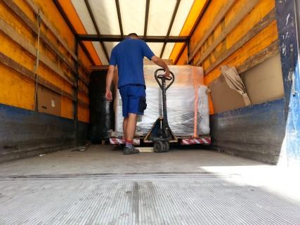 Transportation forwarding